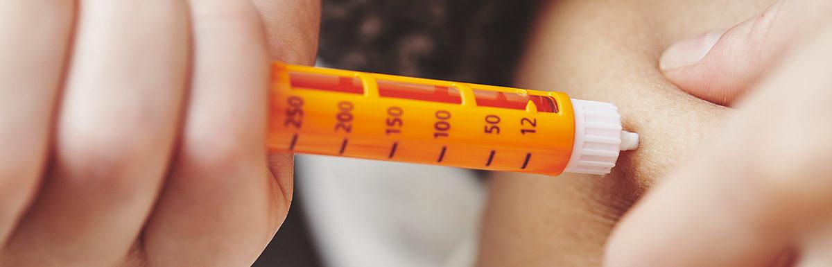 Diabetes-Typ-2-Behandlung durch Medikamente