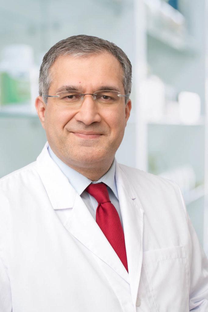 Dr. Sven Hari Krishnan