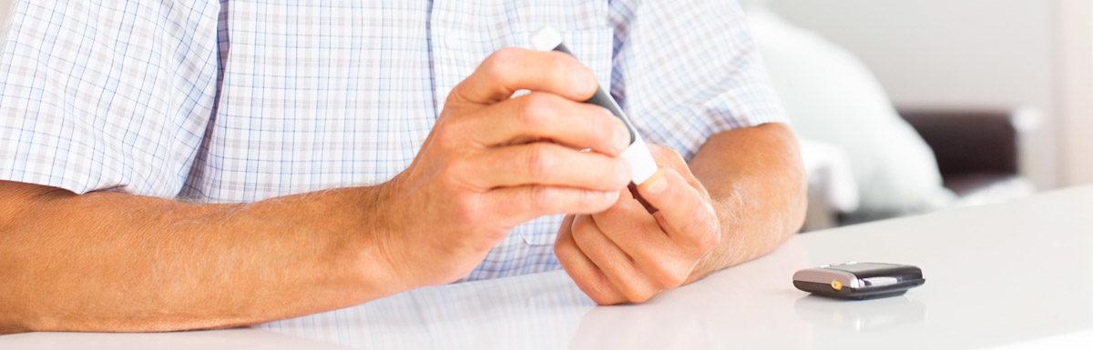 HbA1c-Normwert liegt bei einem gesunden Menschen zwischen 28 und 38 Promille