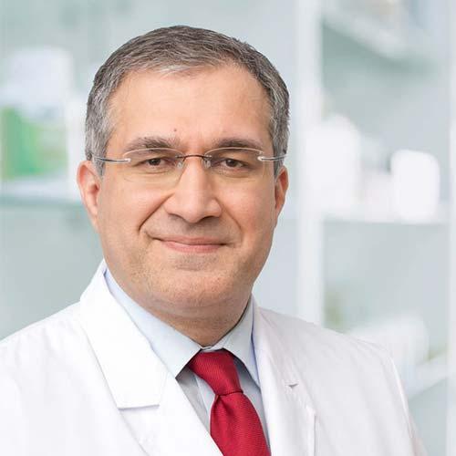 Portrait von Dr. Hari Sven Krishnan