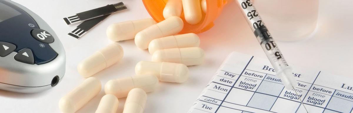 Teststreifen Diabetes