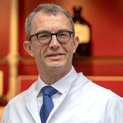 Portraitfoto von Dr. Christian Belgardt