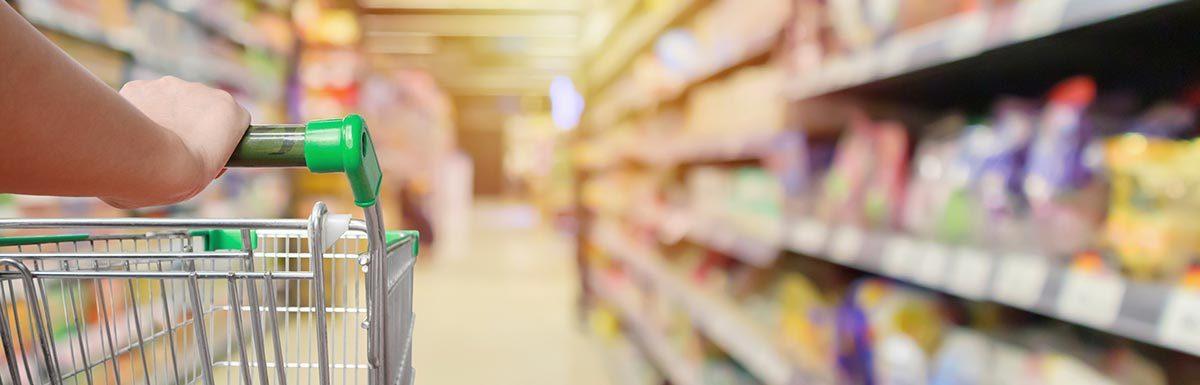 Im Supermarkt als Diabetiker: Auch Schokolade und Co.