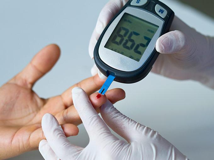 Ist der Hba1c-Wert zu hoch? Ein Bluttest gibt Aufschluss.